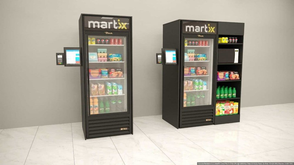 Установите микромаркет Martix Finector Group в своём районе