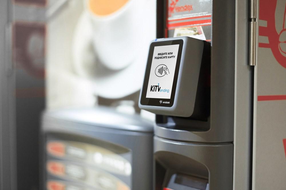 Телеметрические контроллеры Kit Box успешно интегрированы с терминалами безналичной оплаты Vendotek VL (Lite).