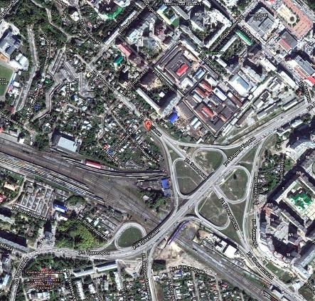Схема проезда | Торговые автоматы УКТА | 625000 г. Тюмень ул. Миусская д,8