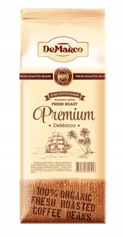 Кофе в зернах Premium