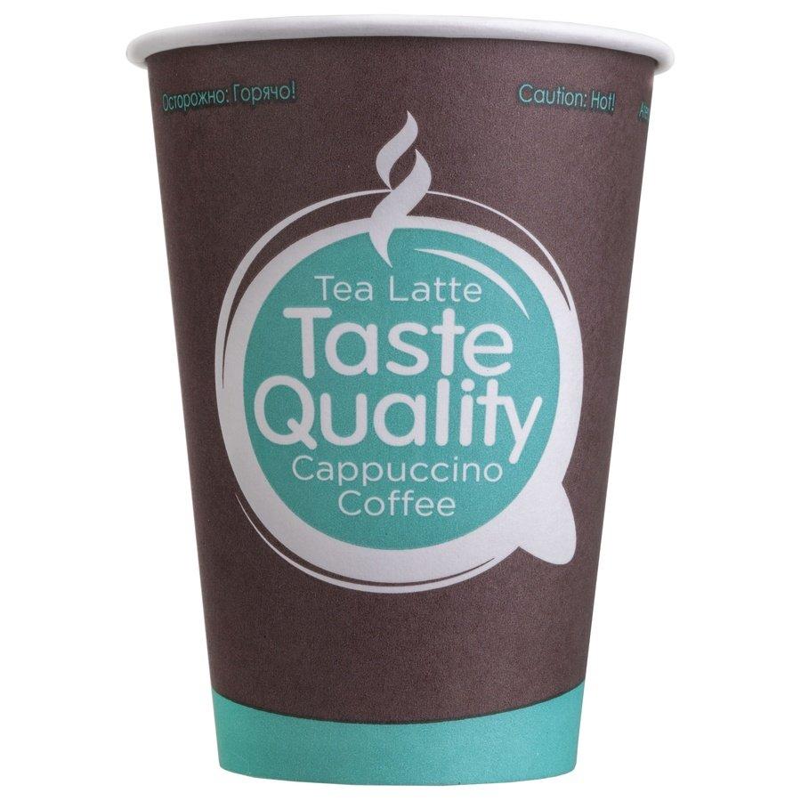 Одноразовый бумажный стакан Taste Quality 300 мл
