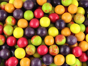 Жвачка фруктовая интрига