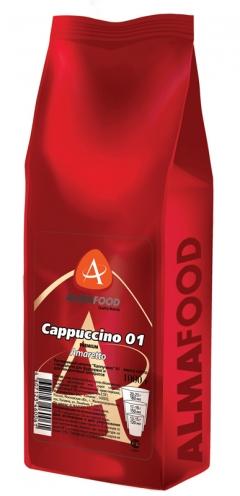 Cappuccino 01 Premium Amaretto