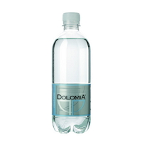 Mineral water Dolomia Elegant sparkling
