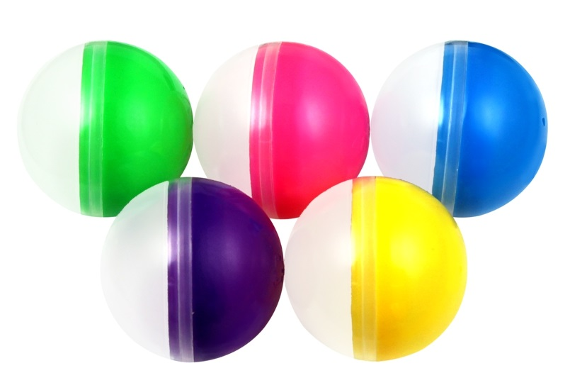 Капсулы круглые с цветной крышкой 65 мм