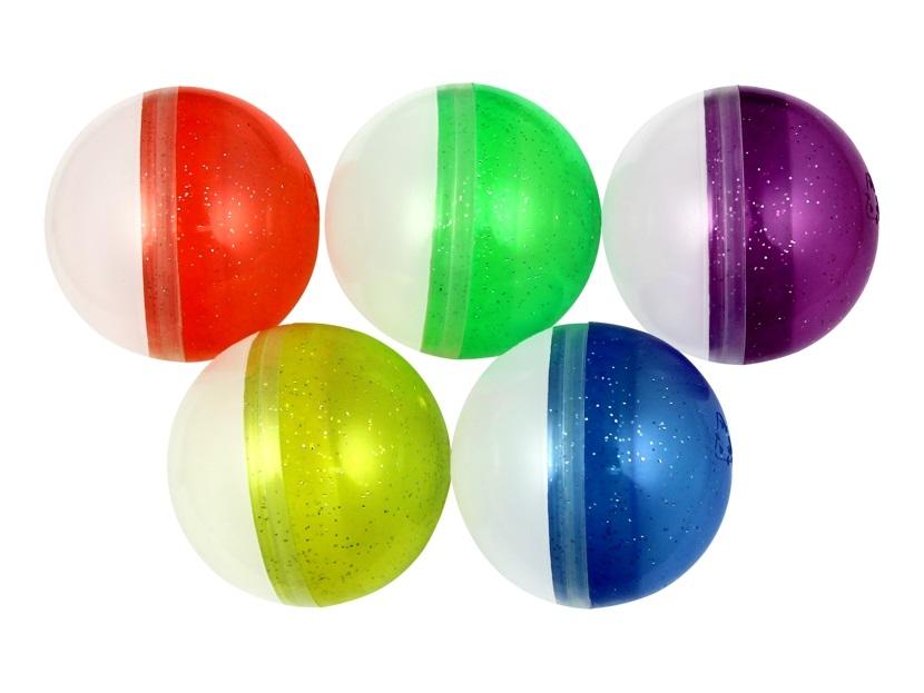 Капсулы круглые с цветной крышкой (с блестками) 65 мм