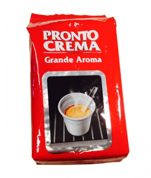 Кофе в зернах Lavazza Pronto Crema Grande Aroma (1кг)
