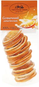 """Чипсы из апельсина """"Солнечный апельсин"""""""