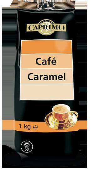 Карамельный капучино - Caprimo Cafe Caramel