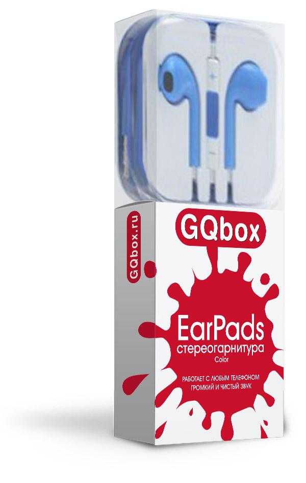 Стереогарнитура EarPads цветная