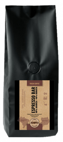 Espresso Bar (60% Arabica+40% Robusta)