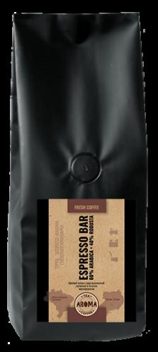 Espresso Bar (60% Arabica+40% Robusta)