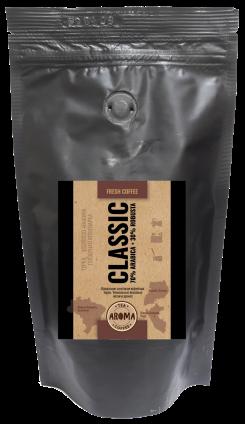 Classic (70% Arabica+30% Robusta)