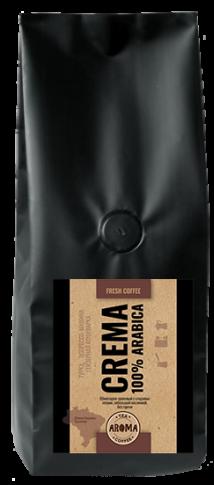 Crema (100% Arabica)