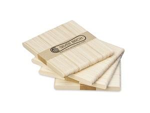 Размешиватель для вендинга 90 деревянный