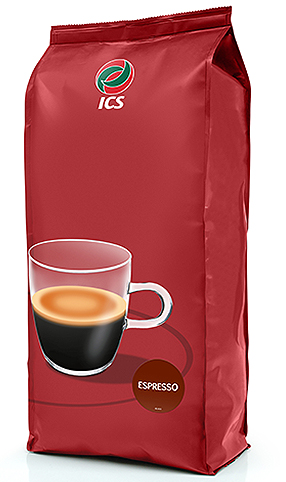 Кофе в зернах ICS Espresso 1 кг