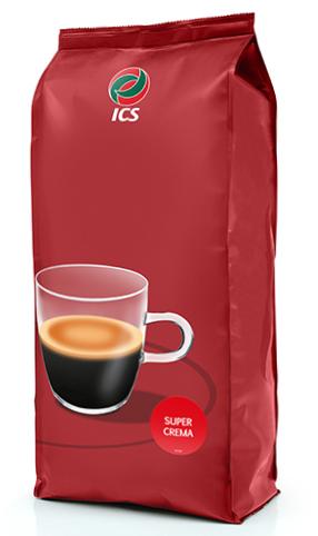 Кофе в зернах ICS Super Crema 1 кг