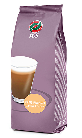 Капучино ICS Cafe French Vanilla 1 кг
