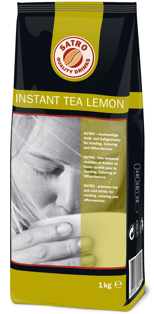 Лимонный чай Satro для вендинга
