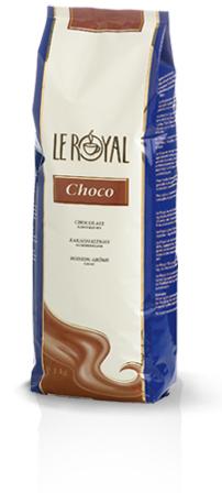 Горячий шоколад Le Royal Choco Blue