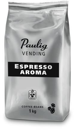 Кофе зерновой Paulig Vending Aroma Espresso