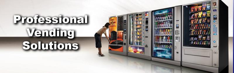 Поиск мест для вендинговых автоматов . Предлагаем