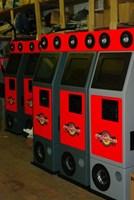 Саундкрафт на складе музыкальных автоматов