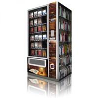 Автомат по продаже книг FoodBox