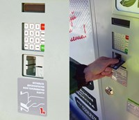 Платежные карты Visa и Mastercard