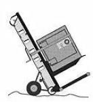 Ручная тележка для транспортировки торговых автоматов