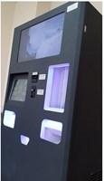 Автомат по продаже талой воды