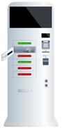 Автомат для зарядки сотовых Моби 5