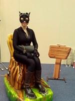 вендинговое массажное кресло Пенёк