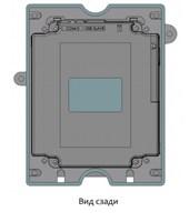 Ingenico iUC150 карт-ридер, вид сзади