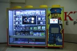 Автоматизированый вендинговый магазин а-стори, вендинговый киоск, A-Store Lego, А-сторе Флагман