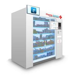 Роботизированный аптечный комплекс