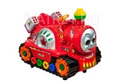Качалка «Радостный танковоз»