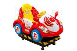 детская вендинговая качалка-машинка