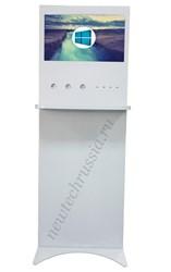 Автомат зарядки мобильных телефонов МОБИ-6 со столиком