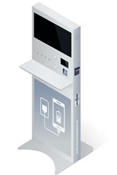 автомат для зарядки мобильных Моби 7