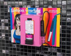 Автомат выпрямления волос Fashion Vending (ФЭШН ВЕНДИНГ)