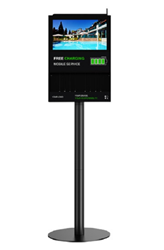 Автомат зарядки INFO wall charger 22