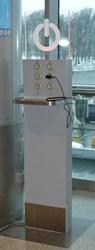 Автомат зарядки MOBI-aero для залов ожидания