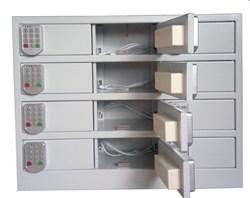 Автомат зарядки MOBI-locker настенный