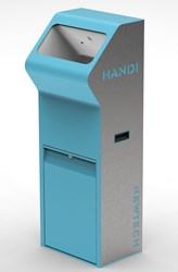 Автоматический дезинфектор для рук