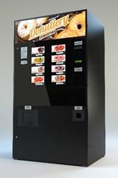 Автомат по продаже выпечки Donuttery, пончикомат Donuttery,  автомат по продаже пончиков Донатерия