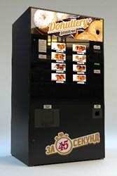 Автомат по продаже пончиков Donuttery Plus, автомат по продаже выпечки Donuttery, Донатерия плюс