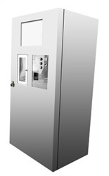 вендинговый автомат по продаже растительного масла, масломат