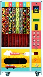Автомат по продаже товара в капсулах Мультифор