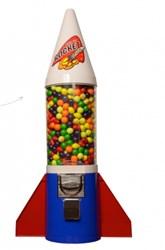 Механический автомат Ракета